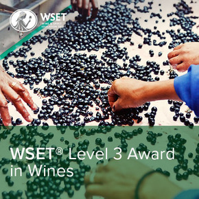 WSET - Level 3 Award in Wines